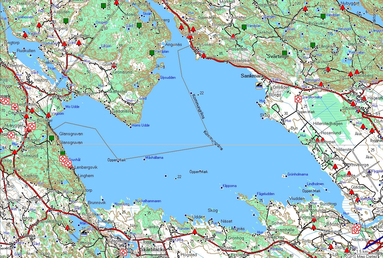 norrköping karta
